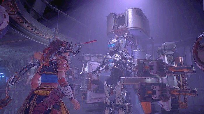 ホライゾンゼロ・ドーン攻略 動力源とソベック博士の装備『太古の鎧』について