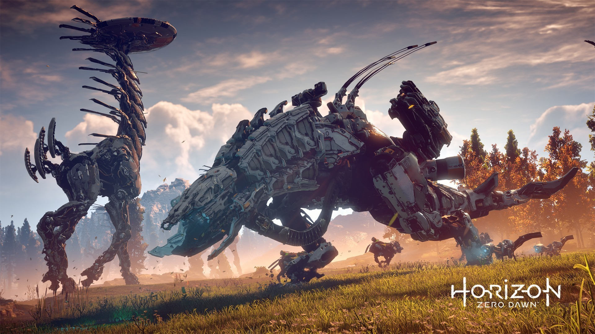 ホライゾンゼロ・ドーンに登場する機械獣の一覧表