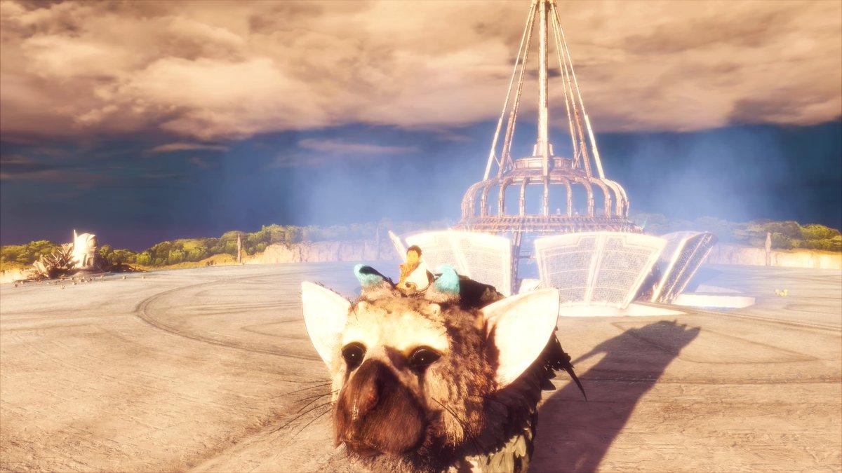 人喰いの大鷲トリコ 攻略 最後の塔とコアの破壊~エンディング