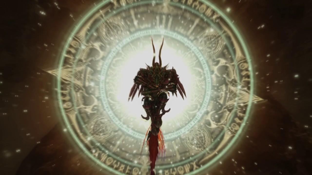 FF12【TZA】憤怒の霊帝アドラメレクの召喚ライセンス取得方法