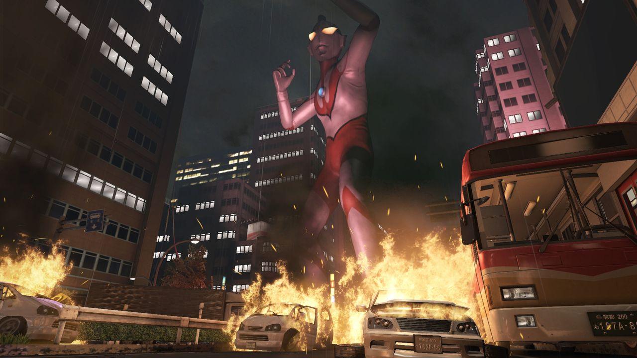 巨影都市 攻略 ステージ1 ウルトラマン登場 入手アイテムや巨影コインの場所