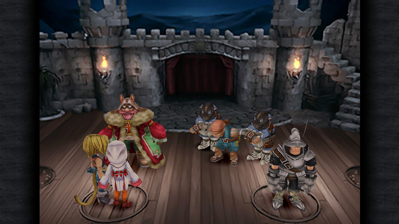 【PS4版】FF9 攻略 オープニング~ダリの町まで