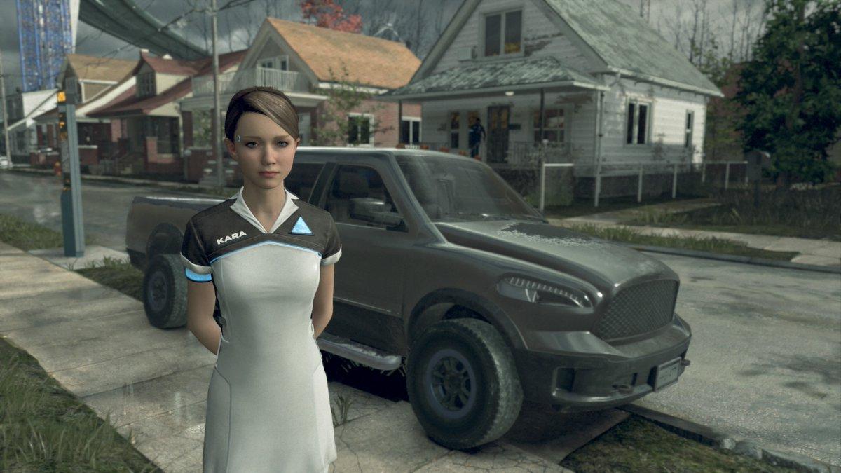 【PS4】DETROIT攻略 カーラの生存ルートやバッドエンド・ベストエンドへの選択