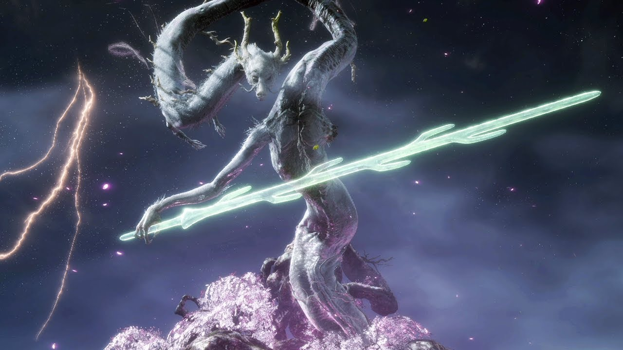 SEKIRO【隻狼】ボス 桜竜(白木の翁たち)の倒し方と簡単攻略法